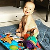 Eric Decker's 6-Month-Old Son Is Almost Too Cute to Share ...