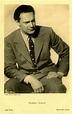 Portrait of the actor Gustav Diessl by Thomas Staedeli
