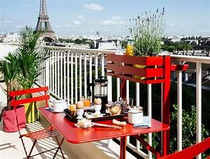 Table De Balcon : bistro balcony table 77 57 cm from le petit jardin ~ Teatrodelosmanantiales.com Idées de Décoration