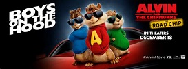 Alvin and the Chipmunks: The Road Chip Movie Review