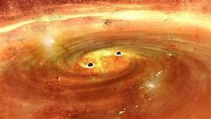 New Study On Black Holes Collision Regal Tribune