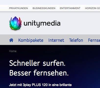 unitymedia rechnung  einsehen  gehts chip