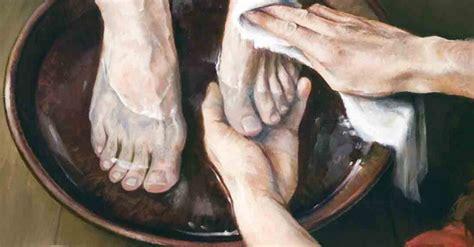 alaina kleinbeck foot washing   love