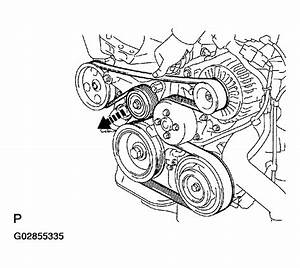 2003 Toyota Rav4 Serpentine Belt Routing And Timing Belt