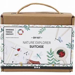 Nature Explorer Suitcase  Outdoor  1set