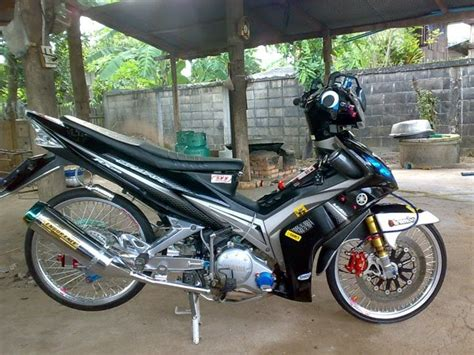 Jupiter Z Thailand Look Style by Motorcycle Ros Yamaha Spark 135 Thai Style