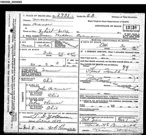 virginia vital statistics form awesome vital statistics wv birth certificate pictures