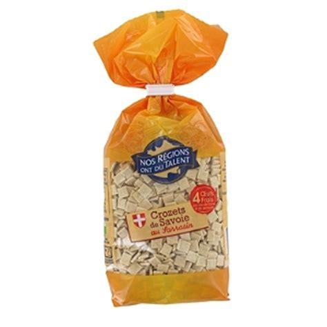 cuisiner les crozets de savoie crozets de savoie au sarrasin 400 g