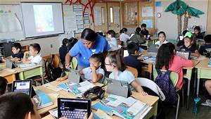 Technology in the classroom increases creativity and ...