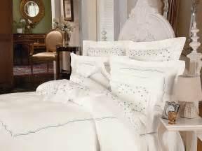 Castle Hill  Luxury Bedding  Italian Bed Linens