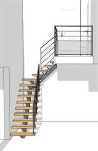 Escalier 3d Gratuit by Votre Plan D Escalier En 3d Avec Le Bureau D 233 Tude Divinox