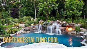 Gartengestaltung Mit Pool : gartengestaltung pool youtube ~ A.2002-acura-tl-radio.info Haus und Dekorationen