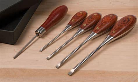 lee valleys parallel tip screwdrivers