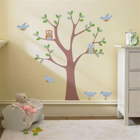 frise chambre b b gar on le pochoir mural 35 idées créatives pour l 39 intérieur