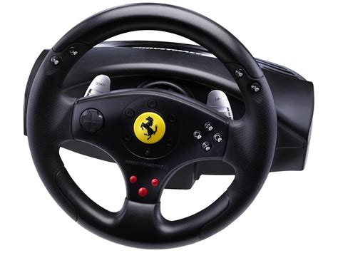 Invert forces or apply a negative force. Thrustmaster Ferrari GT Experience Racing Wheel  PcComponentes