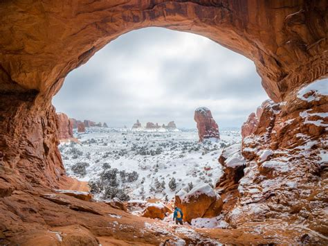 arches national park  breathtaking    national