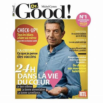 Cymes Michel Dr Magazine Mondadori Nouveau Conso