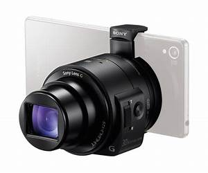 IFA'14 : Sony QX30, et QX1, améliorez la caméra de votre ...