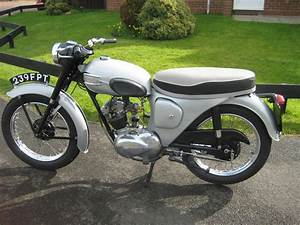 Restored Triumph Tiger Cub