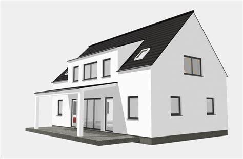 Moderne Häuser Mit Gauben by Stadtvilla Familienhaus 162qm 2 Gauben Haus Grundriss