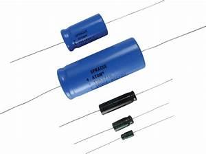 Capacitor - Sprague Atom, Aluminum Electrolytic | Antique ...