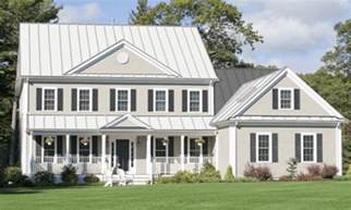 farmhouse livingroom metal roof colors how to the right color for your house