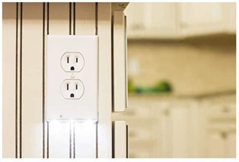 led wall plate night light guidelight morevaluenw com