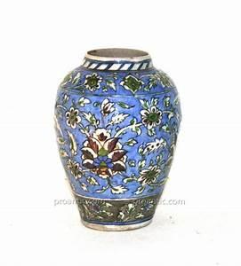 Vase En Céramique : vase en c ramique iznic turquie art ottoman 19 me ~ Teatrodelosmanantiales.com Idées de Décoration