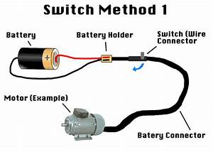 Switch Curcuit Method 1 Diagram By Thedevingreat On Deviantart