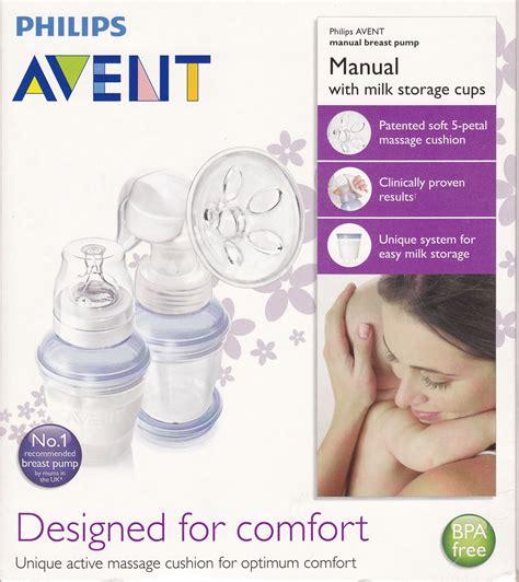 Download Avent Manual Breast Pump Set Backuperrev