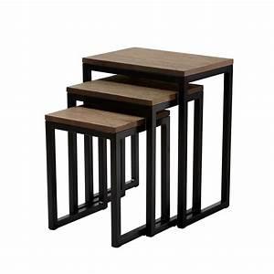acheter table basse finest table de salon en verre With meuble 90x90 8 table basse carre blanche design scandinave 3 plateaux