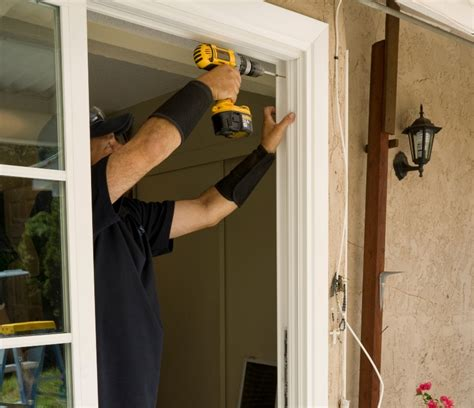 exterior door frame repair marceladickcom