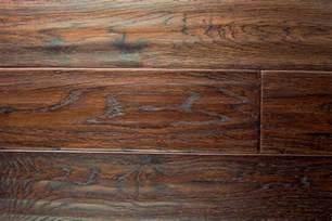 white oak prefinished scraped hardwood flooring in burnt umber color for the home