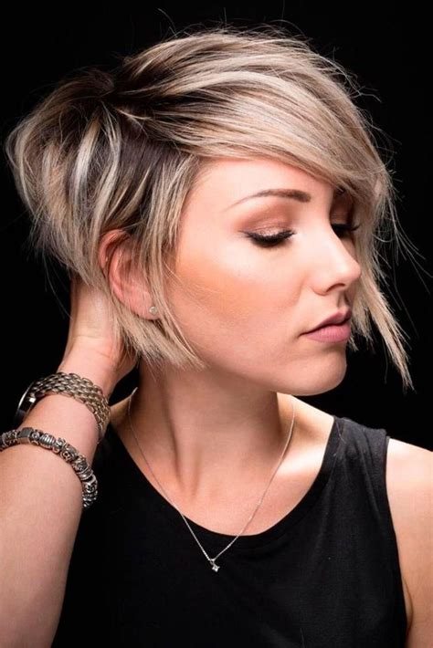 20 collection of asymmetrical haircuts for