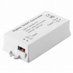 Zigbee Ha On  Off Controller Single Channel Smart Switch