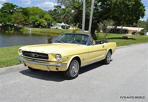 1965 Ford Mustang   PJ's Autoworld
