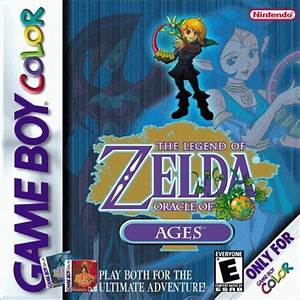 The Legend Of Zelda Oracle Of Ages Cheats Fu00fcr Xploder