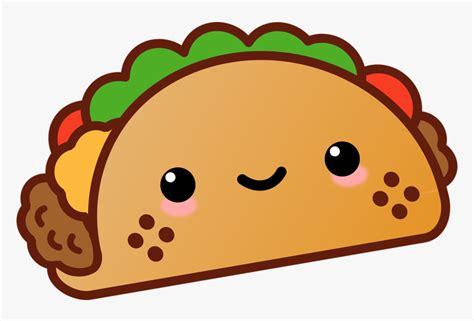 pizza clipart kawaii taco cute taco hd png