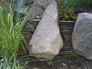 les 25 meilleures idees de la categorie roches d With ordinary decoration exterieur jardin zen pierre 15 murs deau creation interieur et exterieur murs deau en