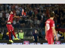 Albania vs Serbia Recapping 180 Minutes of Odd History