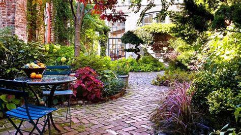 lovely courtyard garden design ideas youtube
