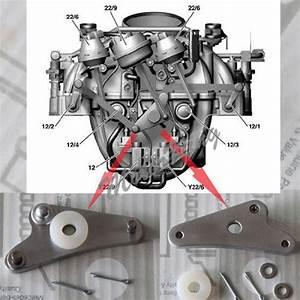 C446 Intake Manifold Air Flap Runner Repair Kit For Mercedes M272 V6 Engine