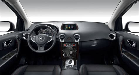 renault koleos 2015 interior renault cars news koleos sport way limited edition launched