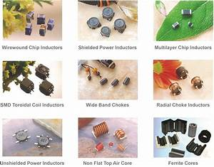 inductor types - 28 images - what is an inductor, inductor ...