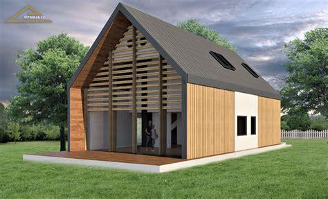 Mājas projekts Liepa - SIPMAJA