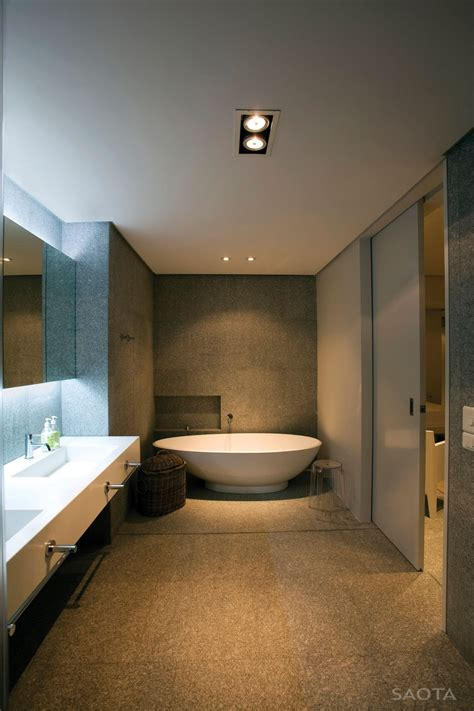 Modern Architecture Bathroom Design by Terrace Design Which Defines An Amazing Modern Home