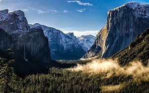 Yosemite, Wallpapers, Hd