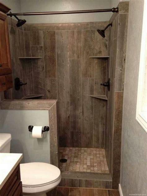 farmhouse bathroom tile ideas 50 rustic farmhouse bathroom ideas shower homecantuk Farmhouse Bathroom Tile Ideas