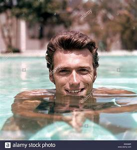 CLINT EASTWOOD US film actor about 1960 Stock Photo ...