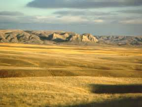 Interior Plains Landforms